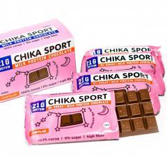 BombBar Шоколад без сахара Chika Sport 100 гр