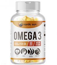 Nordic Sun Omega 3 90 кап