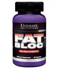 Ultimate Nutrition Fat Bloc Chitosan 500 мг 90 кап