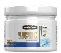 Maxler Vitamin C Sodium Ascorbate Powder 200 гр