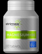 Strimex Magnesium B6 100 таб