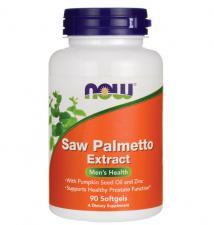 NOW Saw Palmetto Extract 90 кап