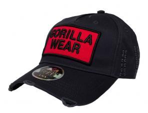 Gorilla Wear Бейсболка red logo Harrison