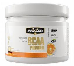 Maxler BCAA Powder Sugar Free 210 гр