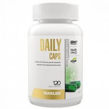 Maxler Daily Caps 120 кап