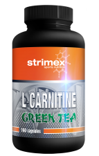 Strimex L-Carnitine + Green Tea 120 кап