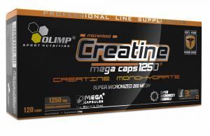 OLIMP Creatine Mega Caps 120 caps