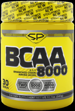 Steel Power BCAA 8000 300 гр