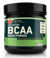 Optimum Nutrition BCAA 5000 Powder 380 гр