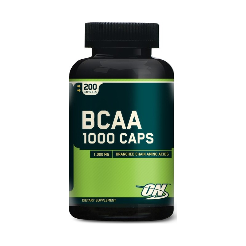 купить bcaa optimum nutrition caps