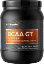 Strimex BCAA GT Powder 500 гр NEW DESIGN