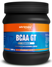 Strimex BCAA GT Powder 500 гр