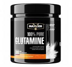 Maxler glutamine 300 гр NEW DESIGN