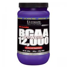 Ultimate Nutrition BCAA Powder 12000 400 гр