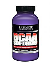 Ultimate Nutrition BCAA Softgels 180 кап
