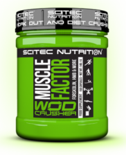 Scitec Nutrition WOD Crusher Fire Works 360 гр