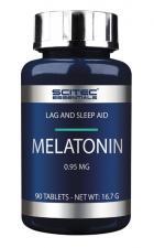 Scitec Nutrititon Melatonin 0.95мг 90 таб