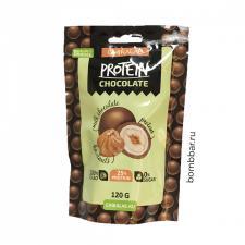 Bombbar Фундук в шоколаде Chikalab 120 гр