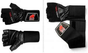 Перчатки Bison с обмоткой 5004 (фиксатор)