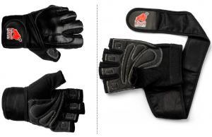 Перчатки Bison с обмоткой 5016 (фиксатор)