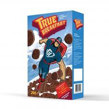 GeneticLab Сухой завтрак True breakfast 250гр