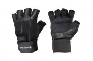 Be First Черные перчатки (фиксатор)