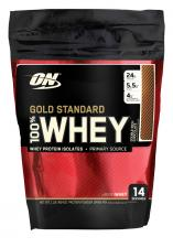 Optimum Nutrition 100% Whey Gold standard 454 гр