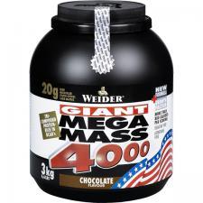 Weider Mega Mass 4000 3000 гр