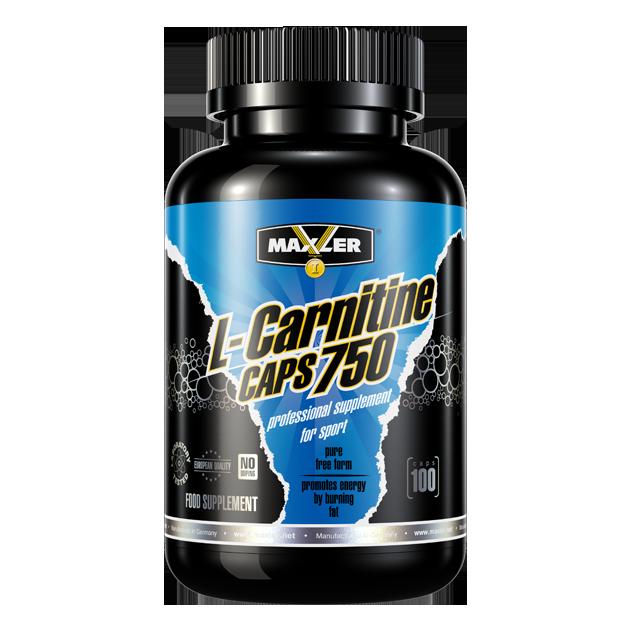 Maxler l-carnitine comfortable shape 20 ампул по 25ml