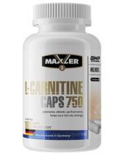 Maxler L-Carnitine Caps 750 100 кап