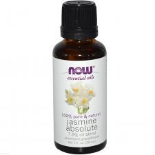 NOW Jasmine Oil (масло жасмина) - 1 oz 30 мл
