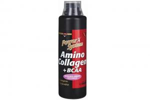 Power System Amino Collagen+BCAA 500 мл