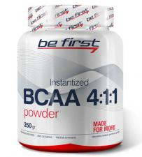 Be First BCAA 4:1:1 Instantized Powder 250 гр