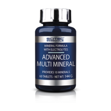 Scitec Nutrition ADVANCED MULTI MINERAL 60 таб