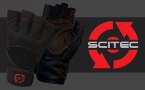 Scitec Nutrition Перчатки Red Style
