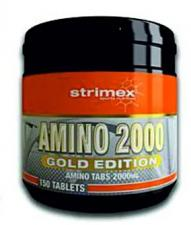 Strimex Amino 2000 Gold Edition 150 таб
