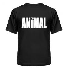 Universal Animal Футболка Черная