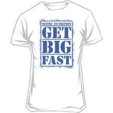 Scitec Nutrition Футболка Get Big Fast