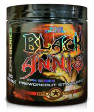 Gold Star NEW Black Annis EPHEDRA 300 гр