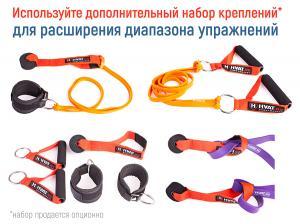 Оранжевая резиновая петля (2-15 кг)