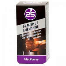 25-й час L-Arginine & L-Ornithine 5 таб