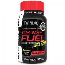 Twinlab Yohimbe Fuel 50 кап