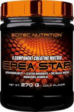 Scitec Nutrition Crea Star 270 гр