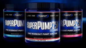 Gaspari Nutrition SUPERPUMP 250 DMAA 390 гр