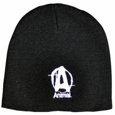 ANIMAL SKULL CAP BLACK