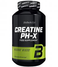 BioTech Creatine pH-X 210 кап