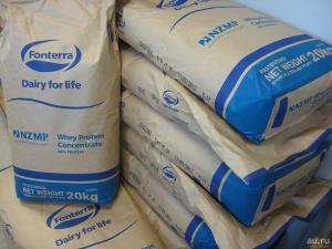 Fonterra Концентрат сыворот-го белка 80% 908 гр