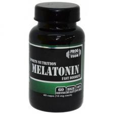 FrogTech Melatonin 10 мг 60 кап