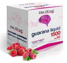 Be first Guarana Liquid 1500 1 ампула 25 мл