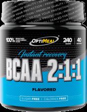OptiMeal BCAA 2:1:1 instant 240 гр